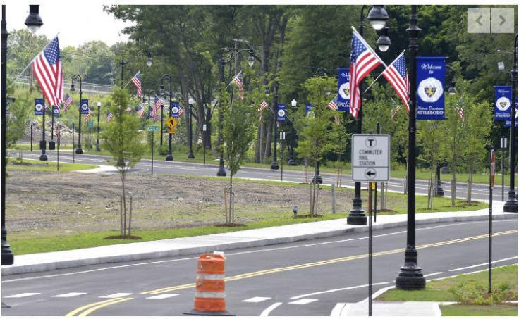 Riverfront Drive Attleboro