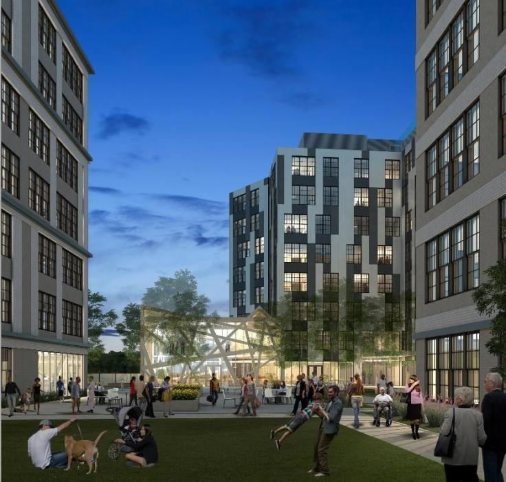 Sprague St Proposal